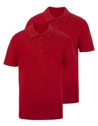Рубашка поло для мальчиков с эмблемой школы