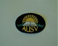 Andreja Upīša Skrīveru  vidusskolas logo