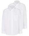 Рубашка для мальчиков с вышитым названием школы