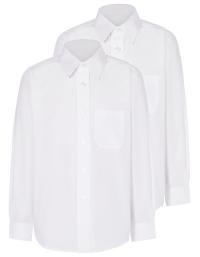 Рубашка для девочек с эмблемой школы